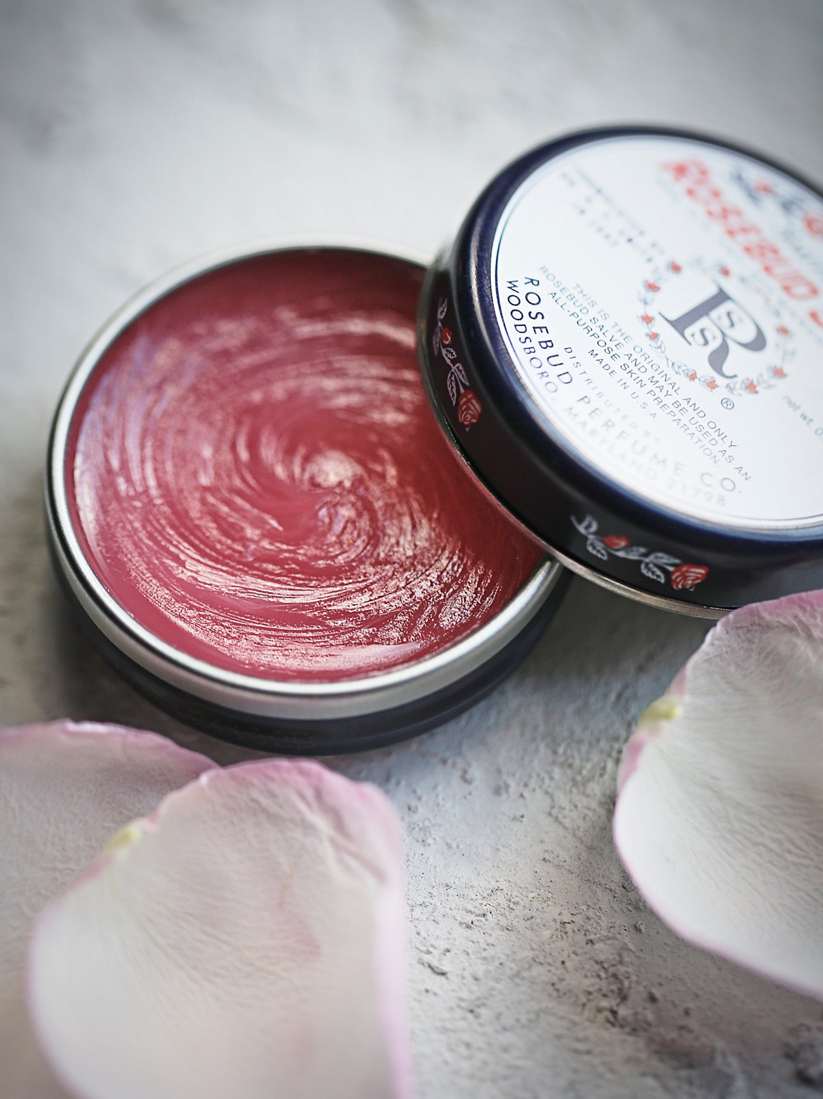 Smith's Rosebud Lip Salve