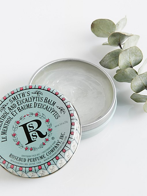 Product Image: Menthol Eucalyptus Balm