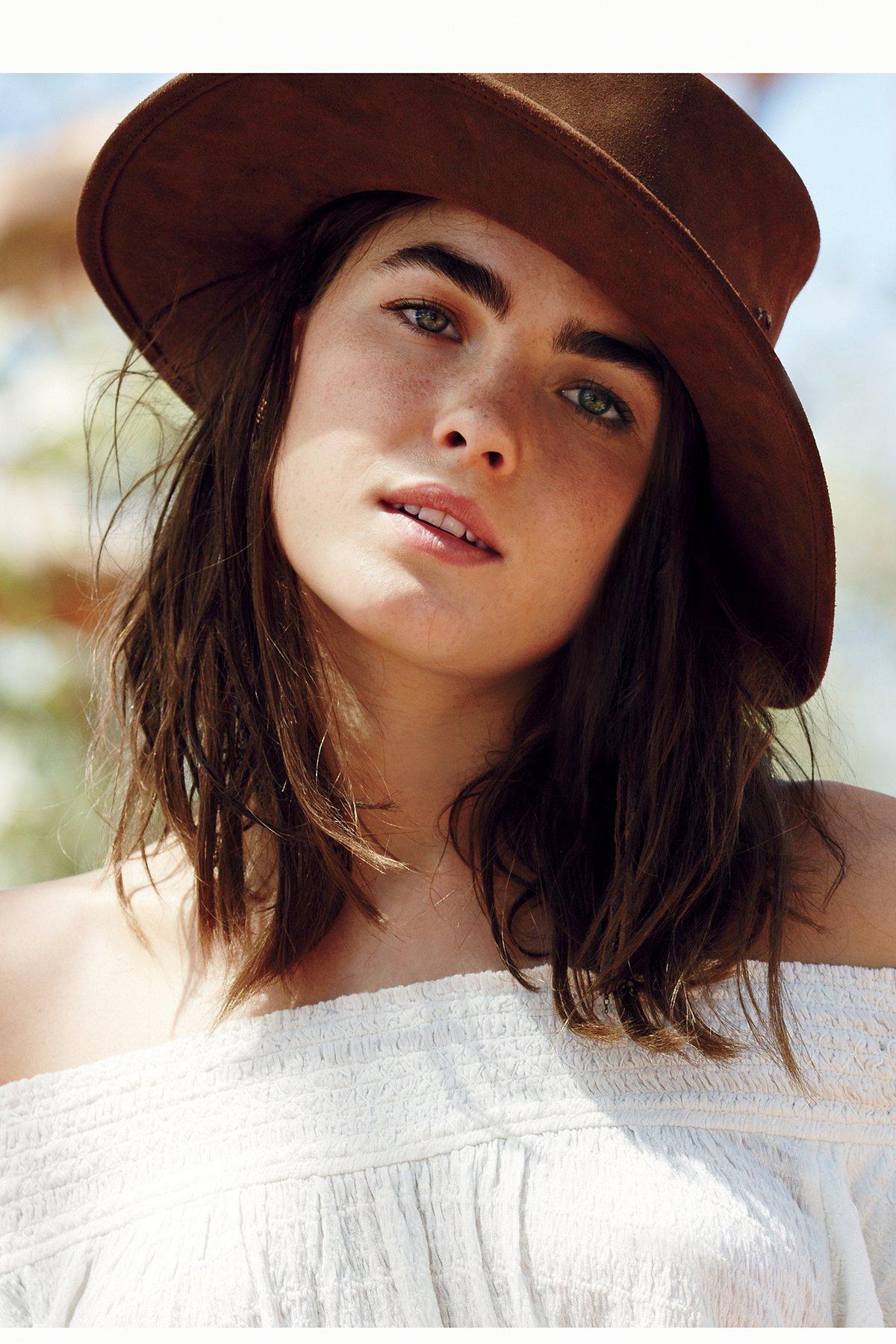 Lily西部帽