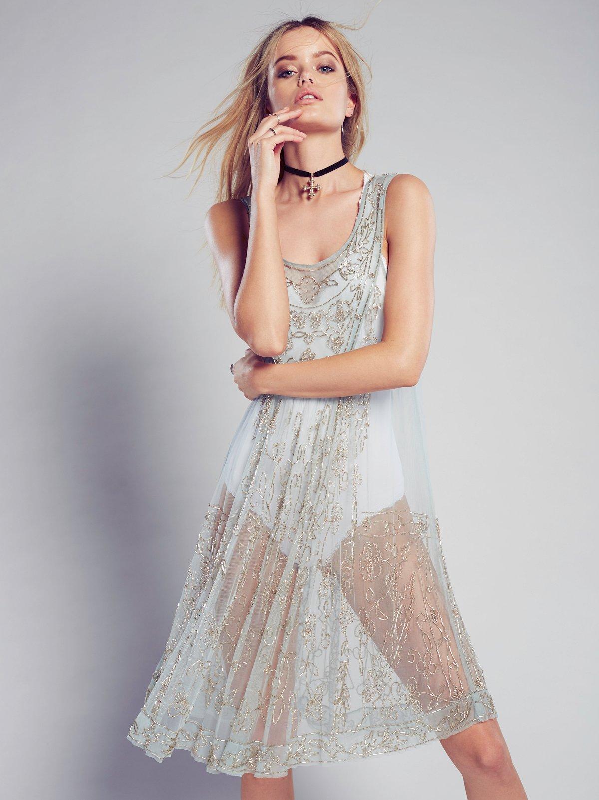Evie装饰衬裙