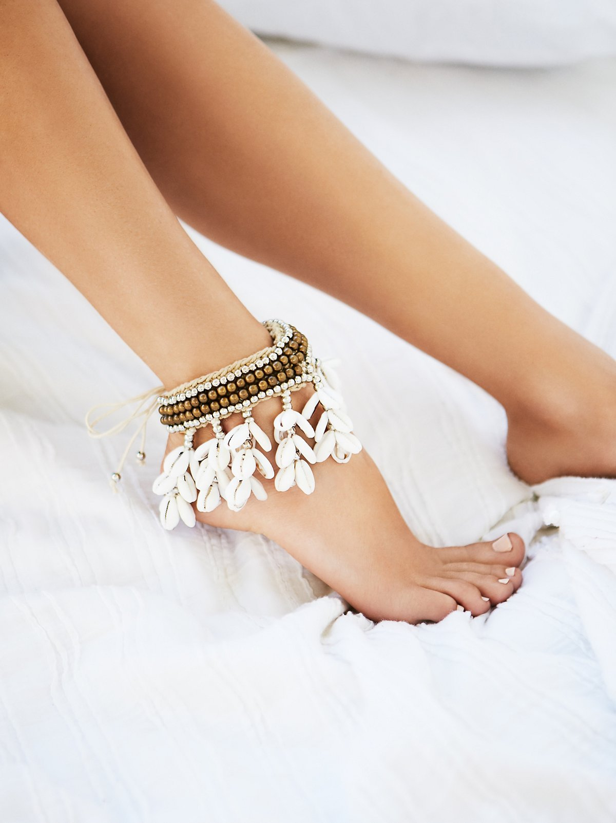 Cantika Shell Anklet