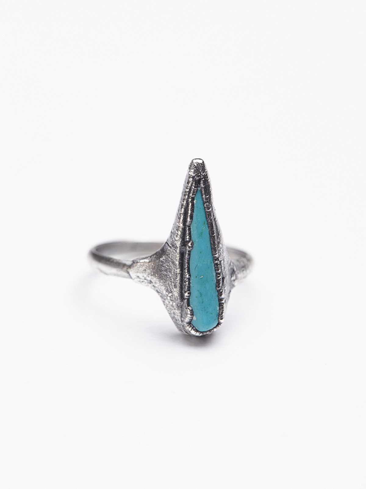 Pinnacle Turquoise Ring
