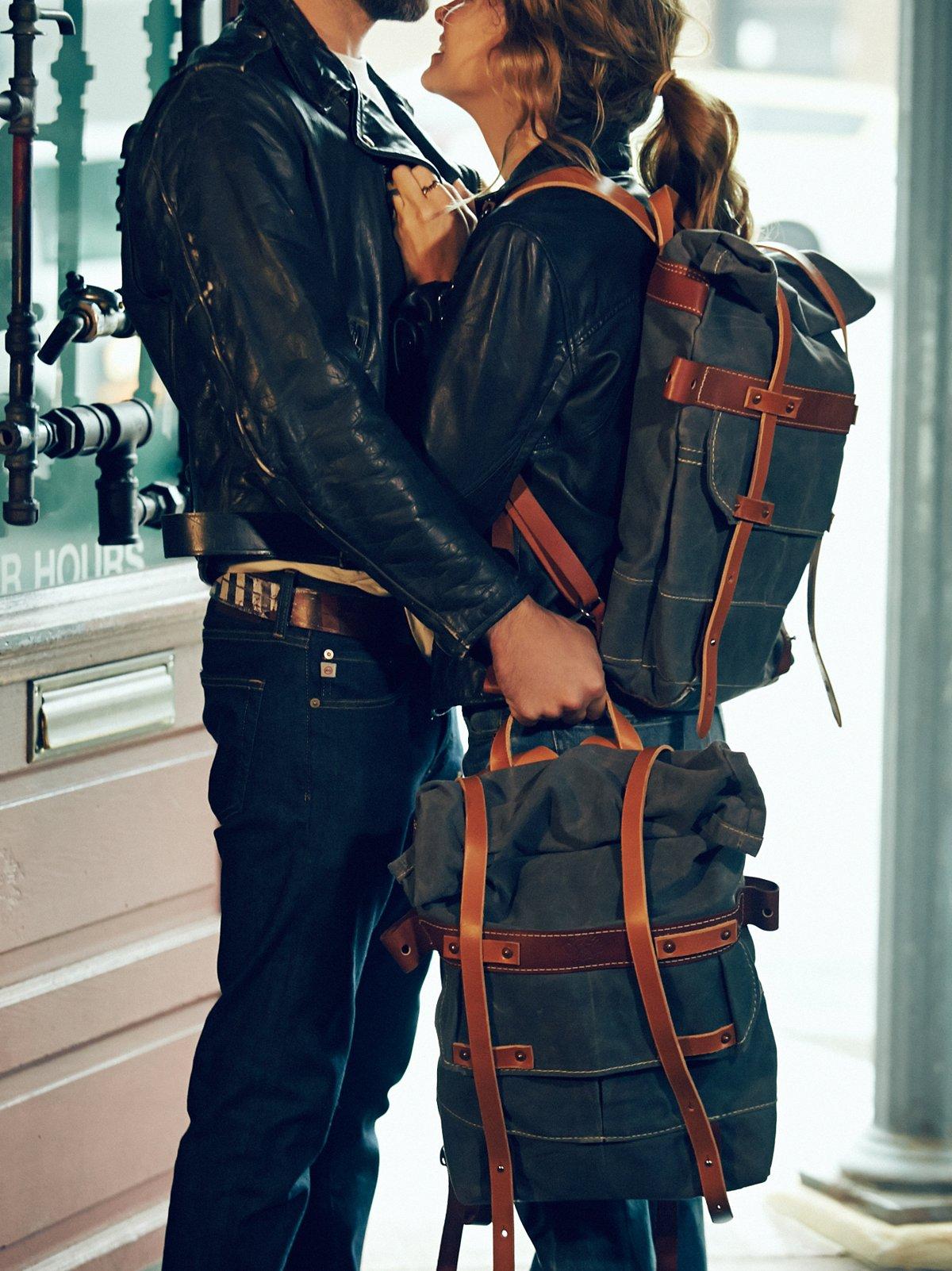 Parva Rucksack Bag