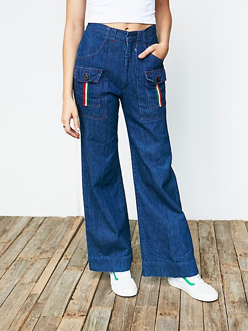 Product Image: Vintage '70s Bell Bottoms