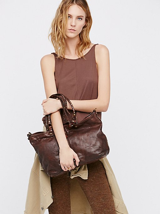 Product Image: Naples Distressed Tote