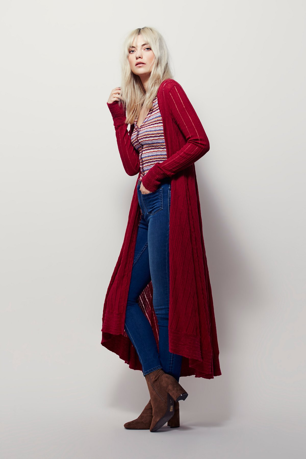 Swing Out Maxi
