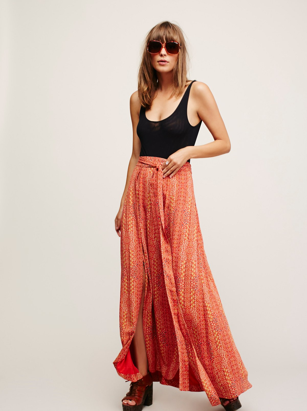 Remember Me Maxi Skirt