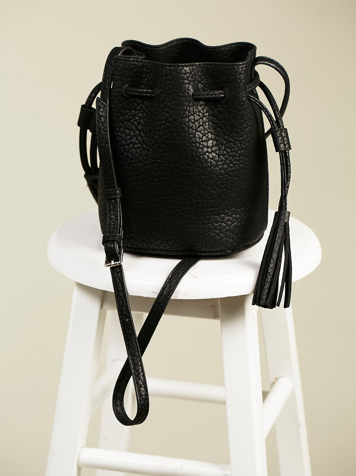 East Street Mini Bucket Bag