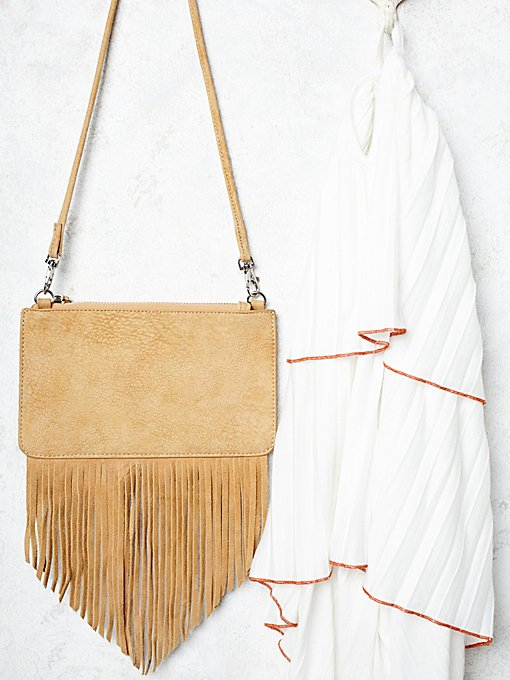 Product Image: Mini Fringe Crossbody