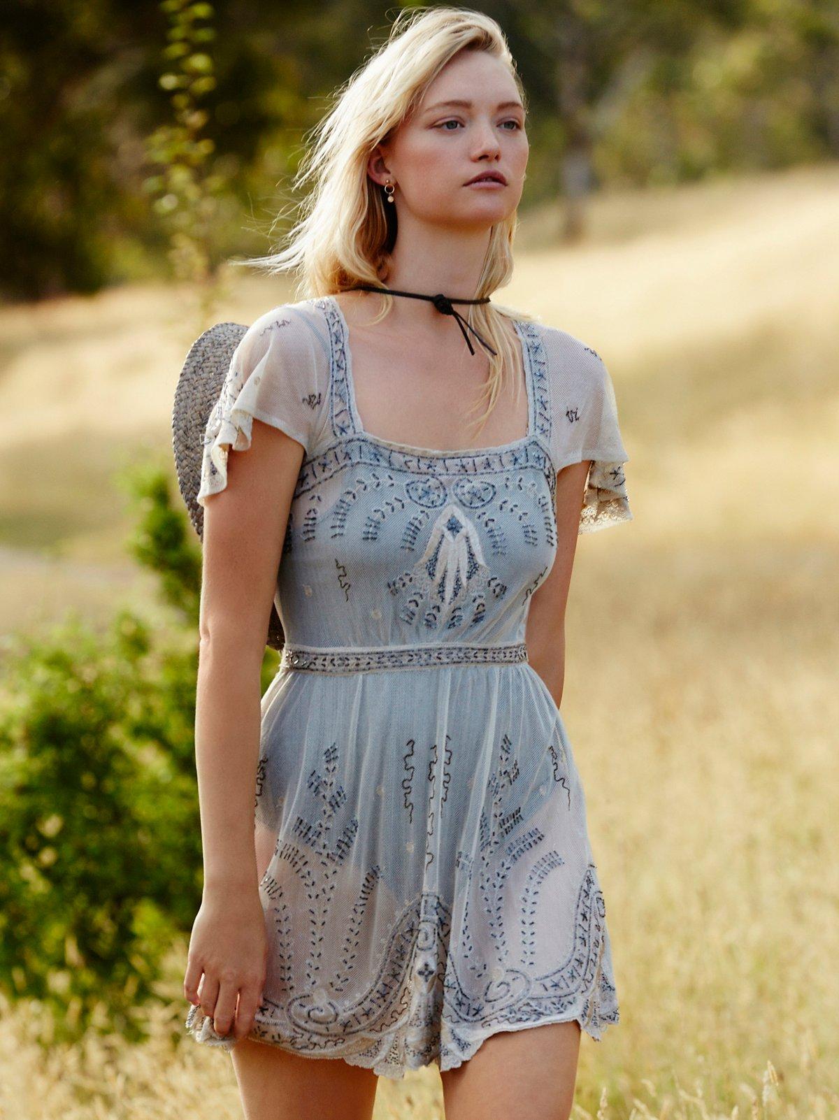 Notting Hill Mini Dress