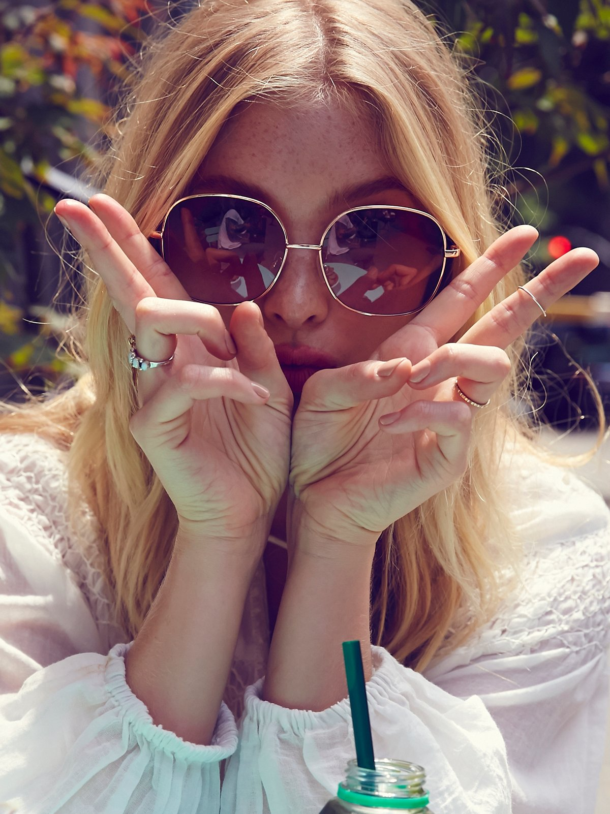 Charm School Sunglasses