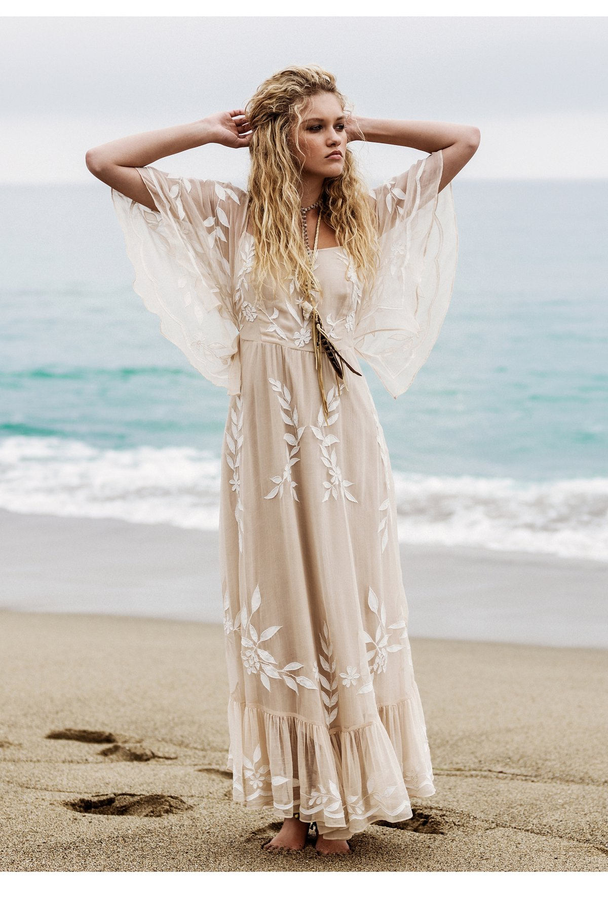 Enchanted Forest Maxi Dress