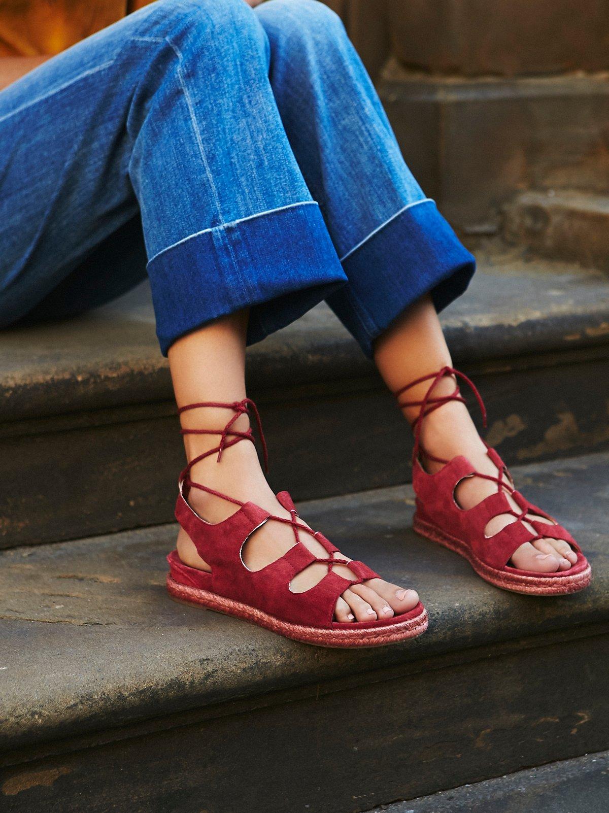 Primrose Espadrille Sandals