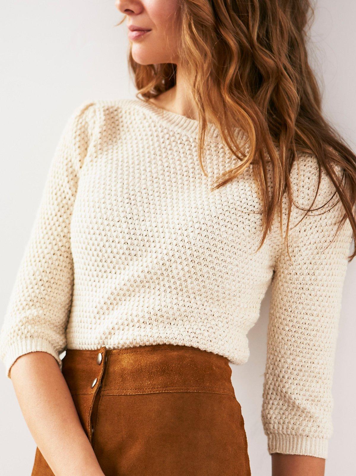 Vintage 70s Knit Top