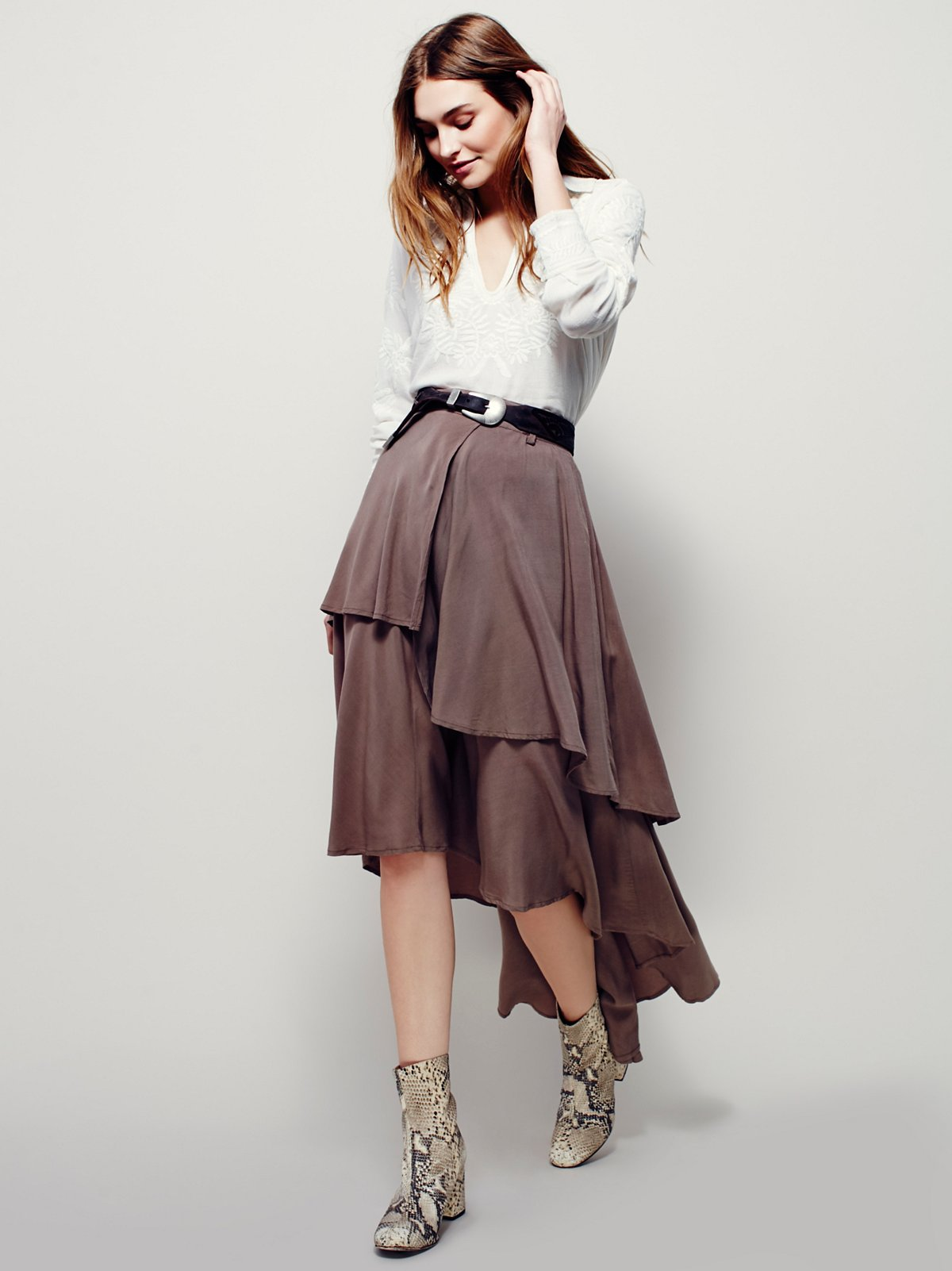 Clancy Skirt