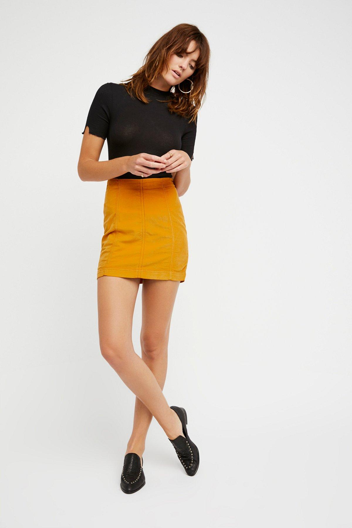 Modern Femme Cord Mini