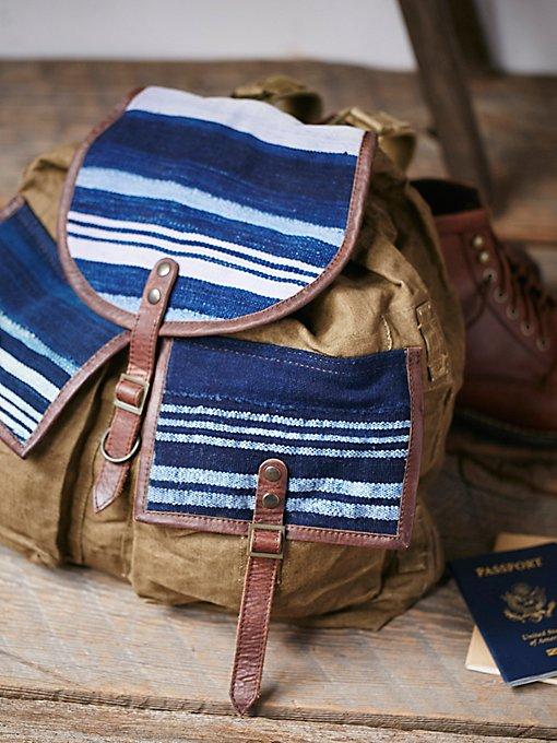 Product Image: Indigo Backpack