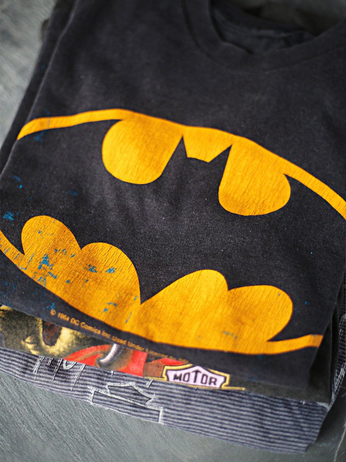 Vintage Batman Tee Shirt
