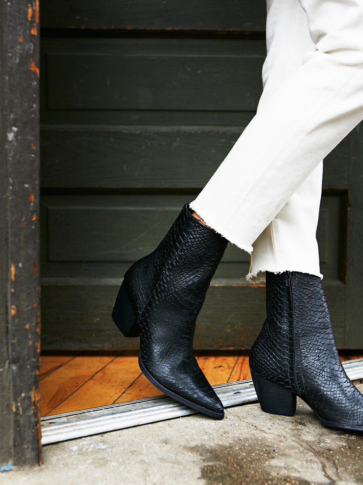 All Time Ankle Boot