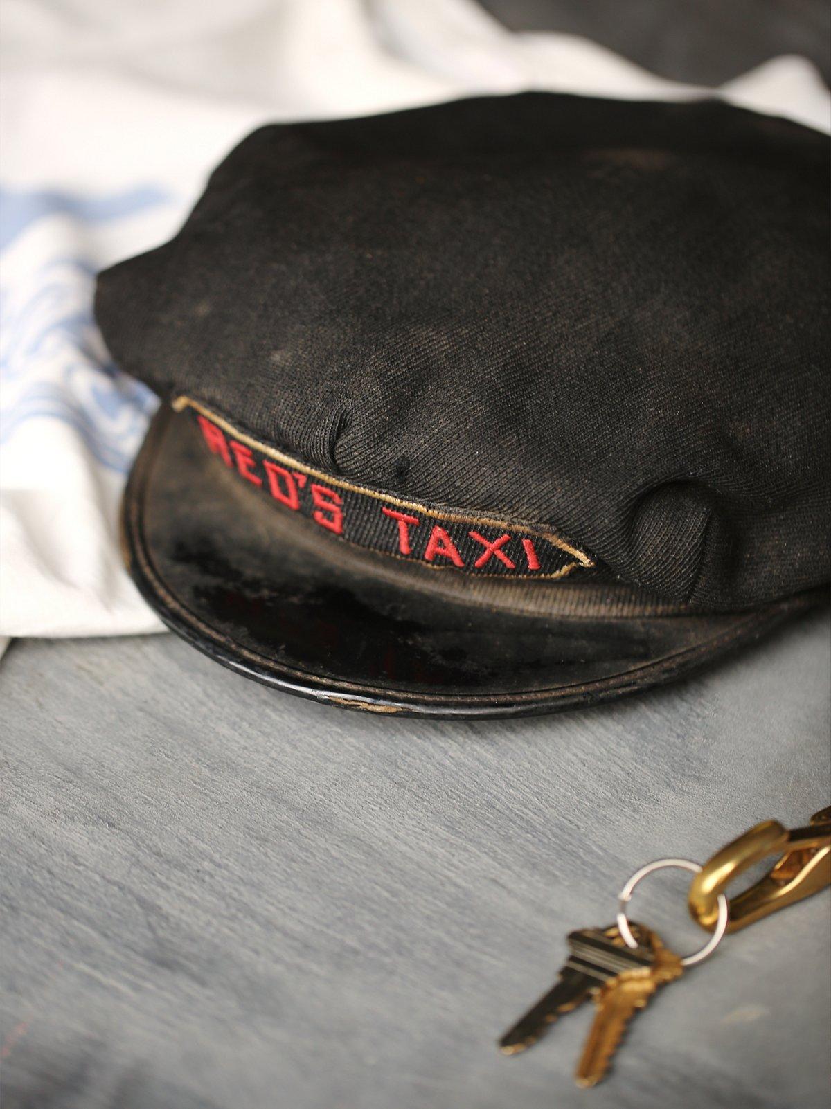 Vintage Biker Hat