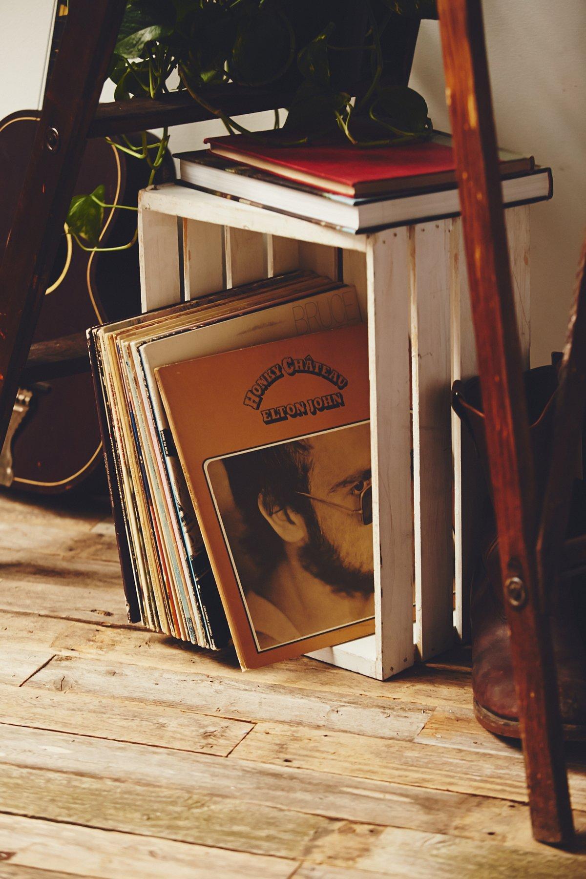 Vintage Desperados Record Collection