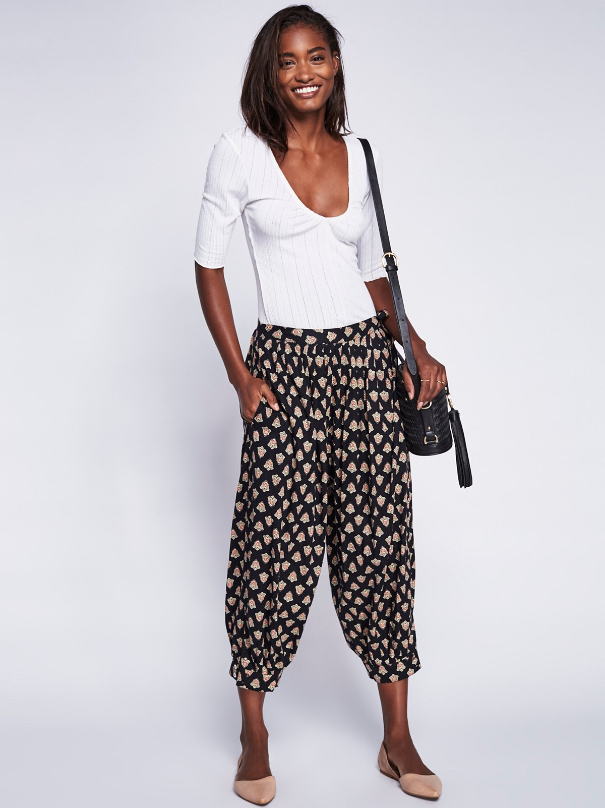 Sweet Dreams Printed Sleep Pant