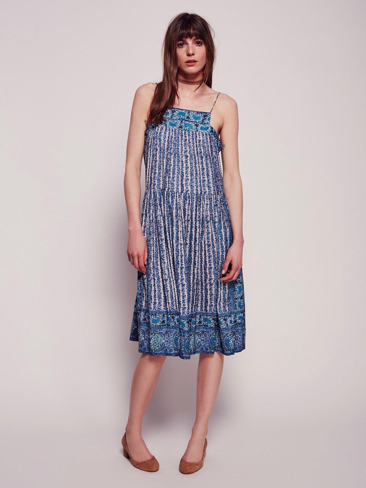 Lost in a Dream Midi Dress
