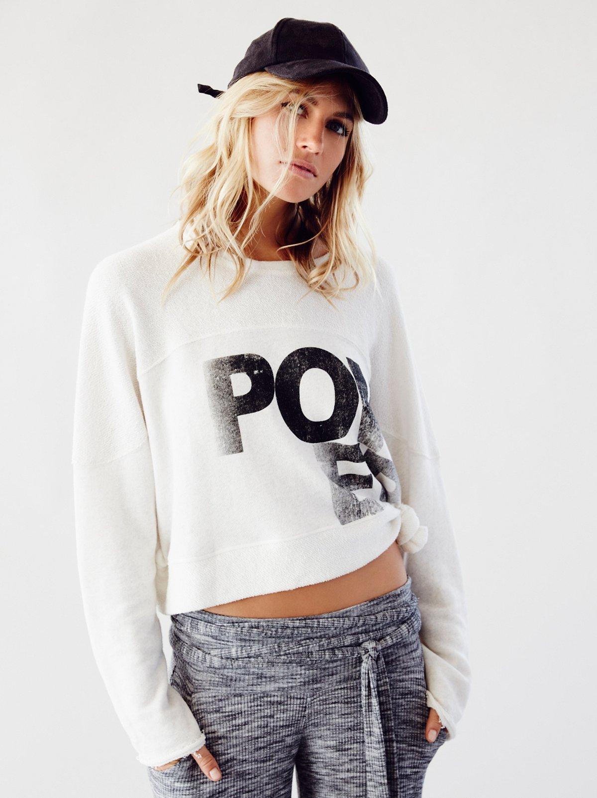 New Slang Sweatshirt