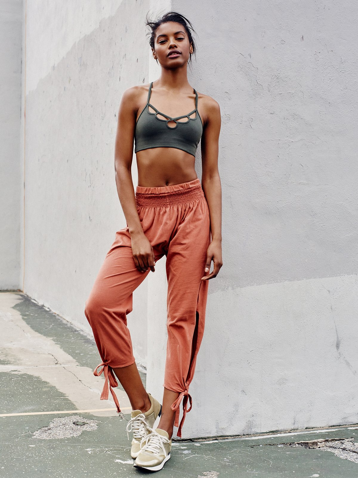Crescent长裤