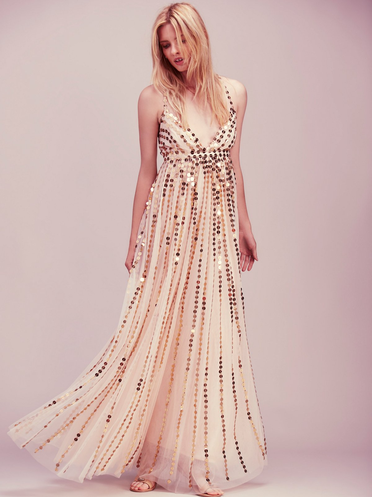 Only in my Dreams Maxi Dress