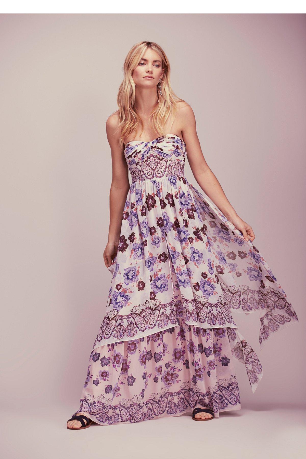 Enchanted Dreams Maxi Dress