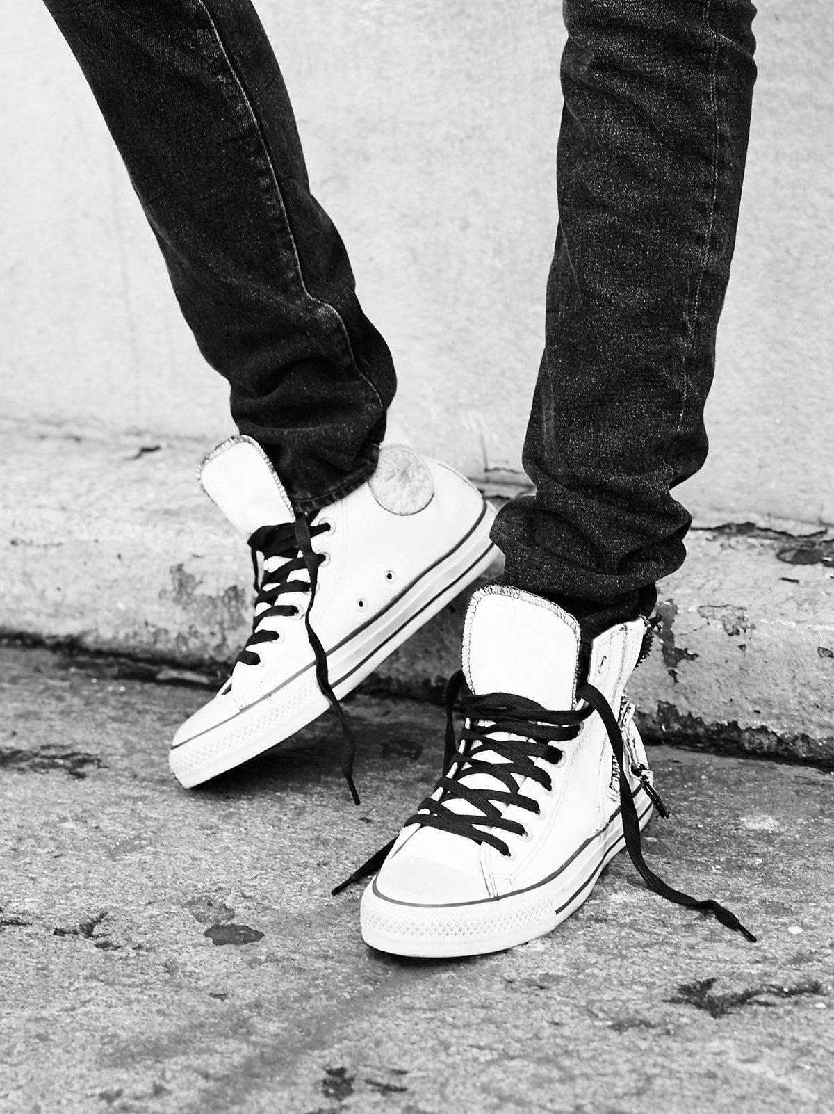 JV重磅高帮帆布鞋
