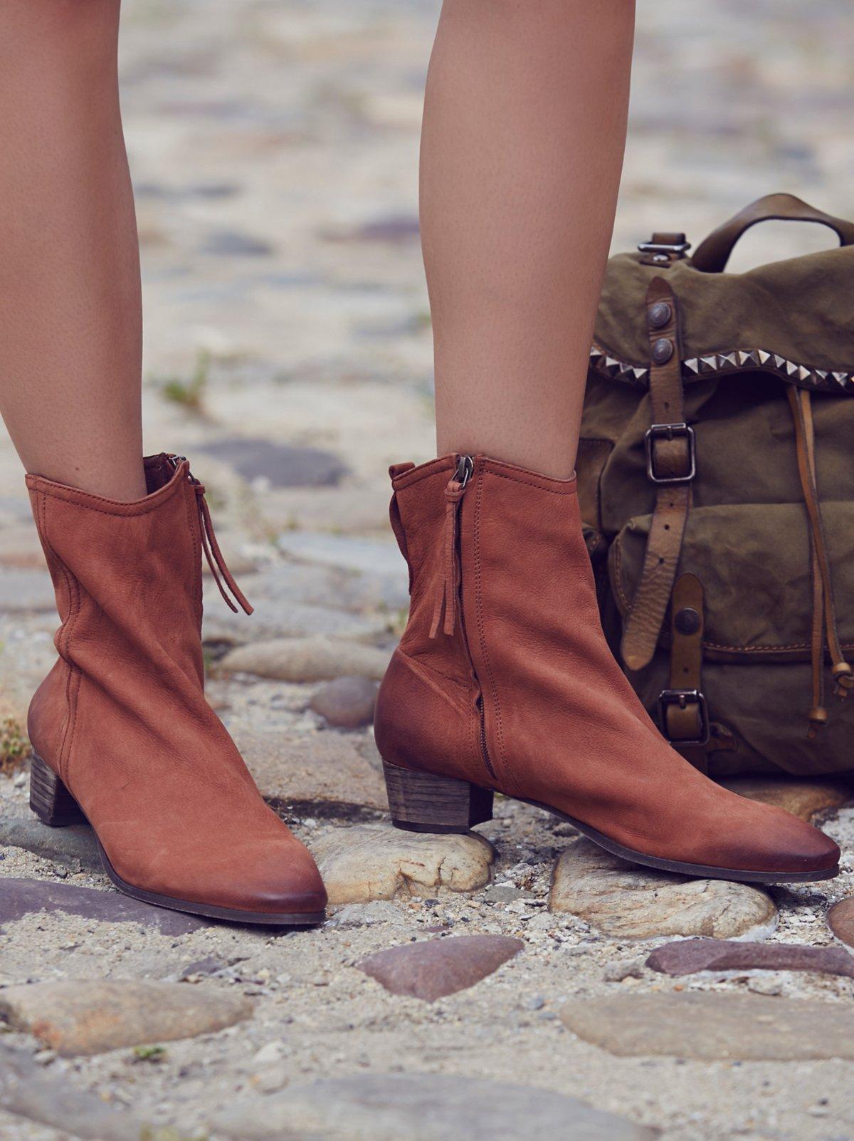 London Calling踝靴