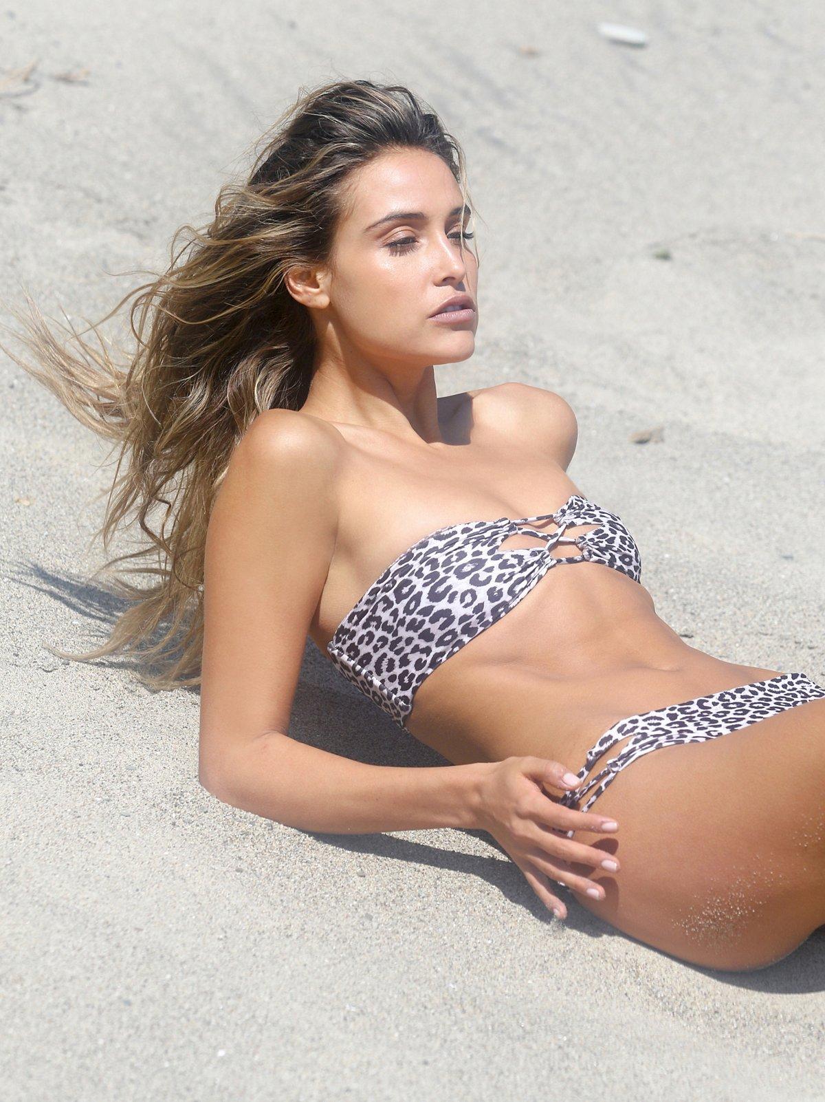 Lumahai Printed Bikini Top