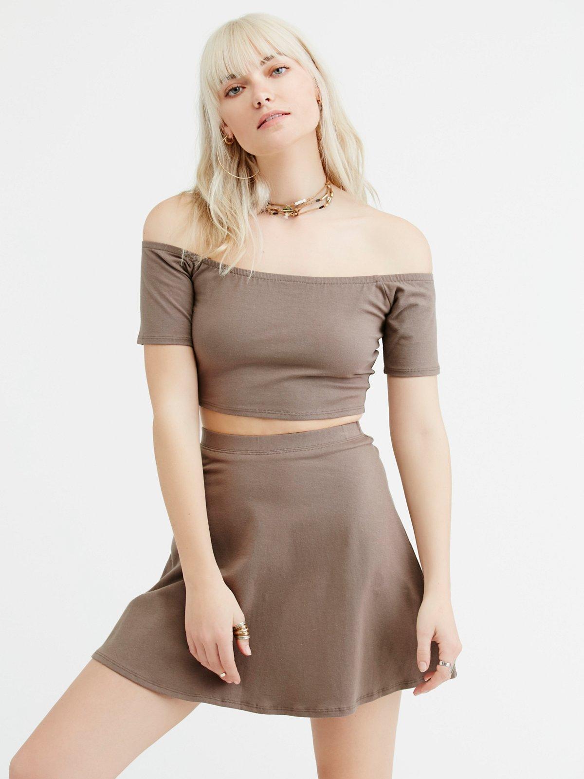 Sakura Skirt Set