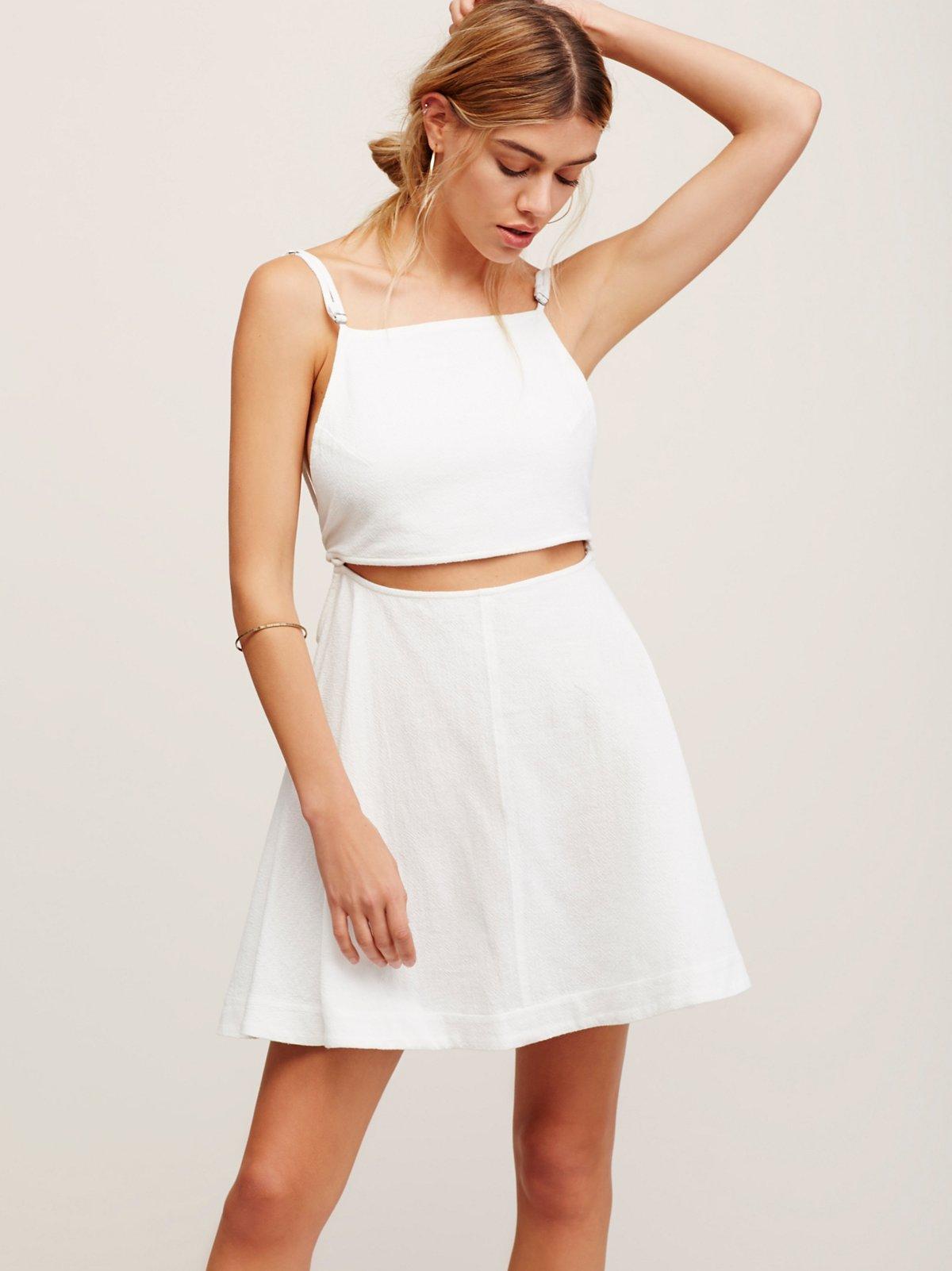 Ridin' Solo Mini Dress