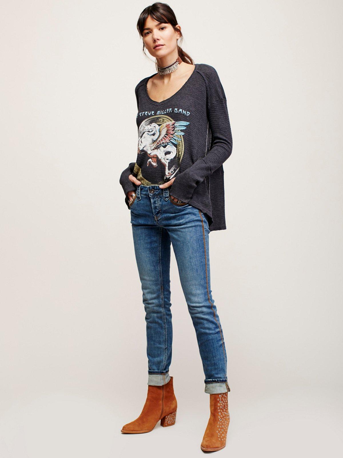 Ranger Low Rise Skinny Jeans
