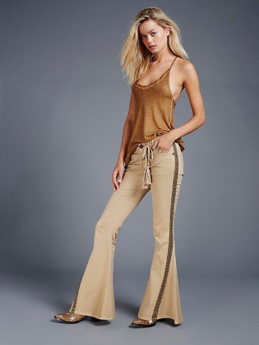 Product Image: Marine Moleskin喇叭裤