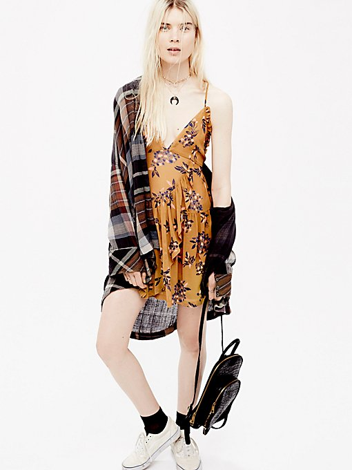 Product Image: Lady Loves Ruffle Slip