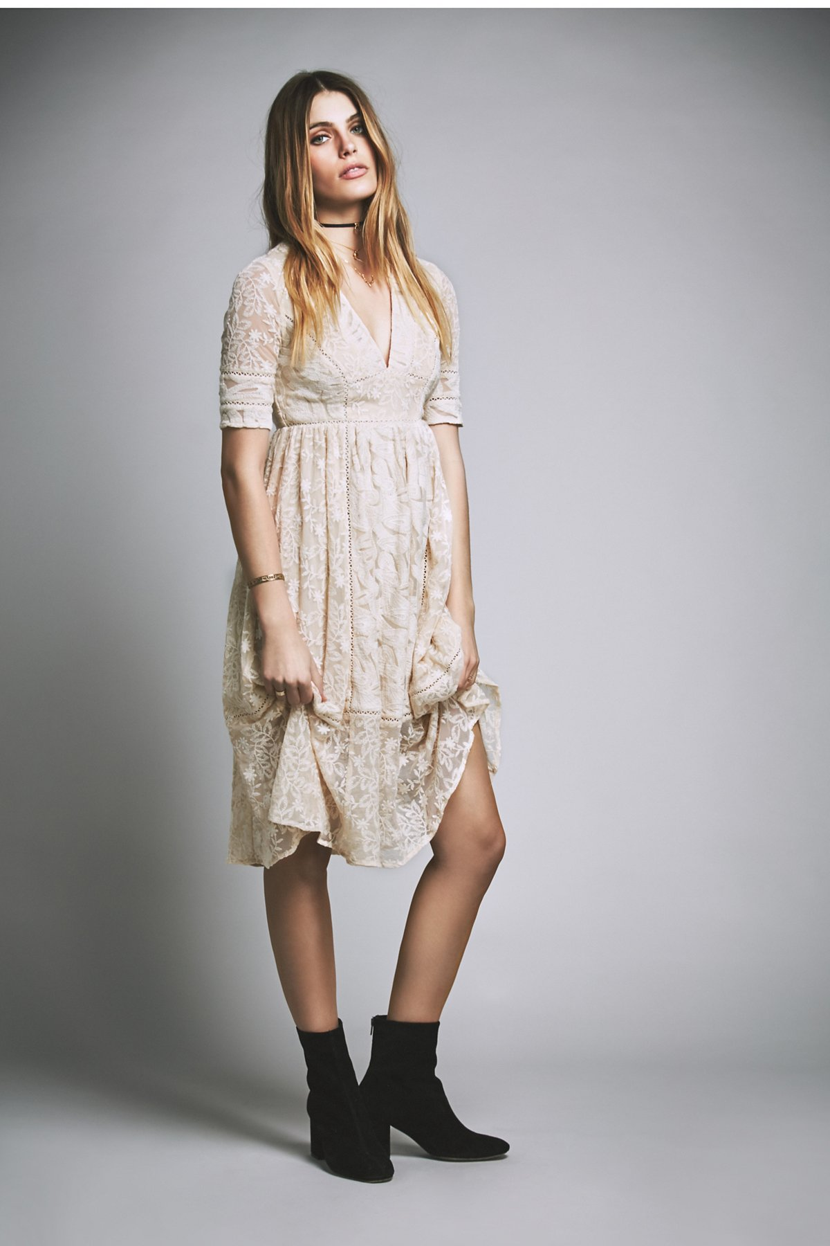 Mountain Laurel Dress