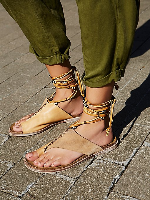 Product Image: Leigh Hill Footbed Sandal