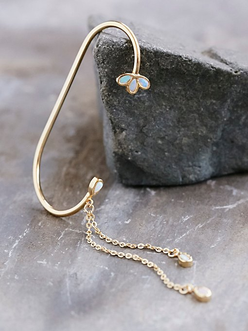 Product Image: Opal Drop Ear Cuff