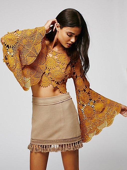Product Image: Sunchaser Crochet Top