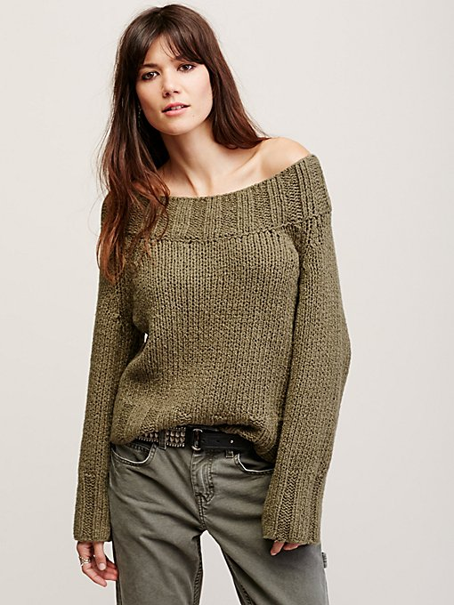 Product Image: Beachy Slouch Sweater