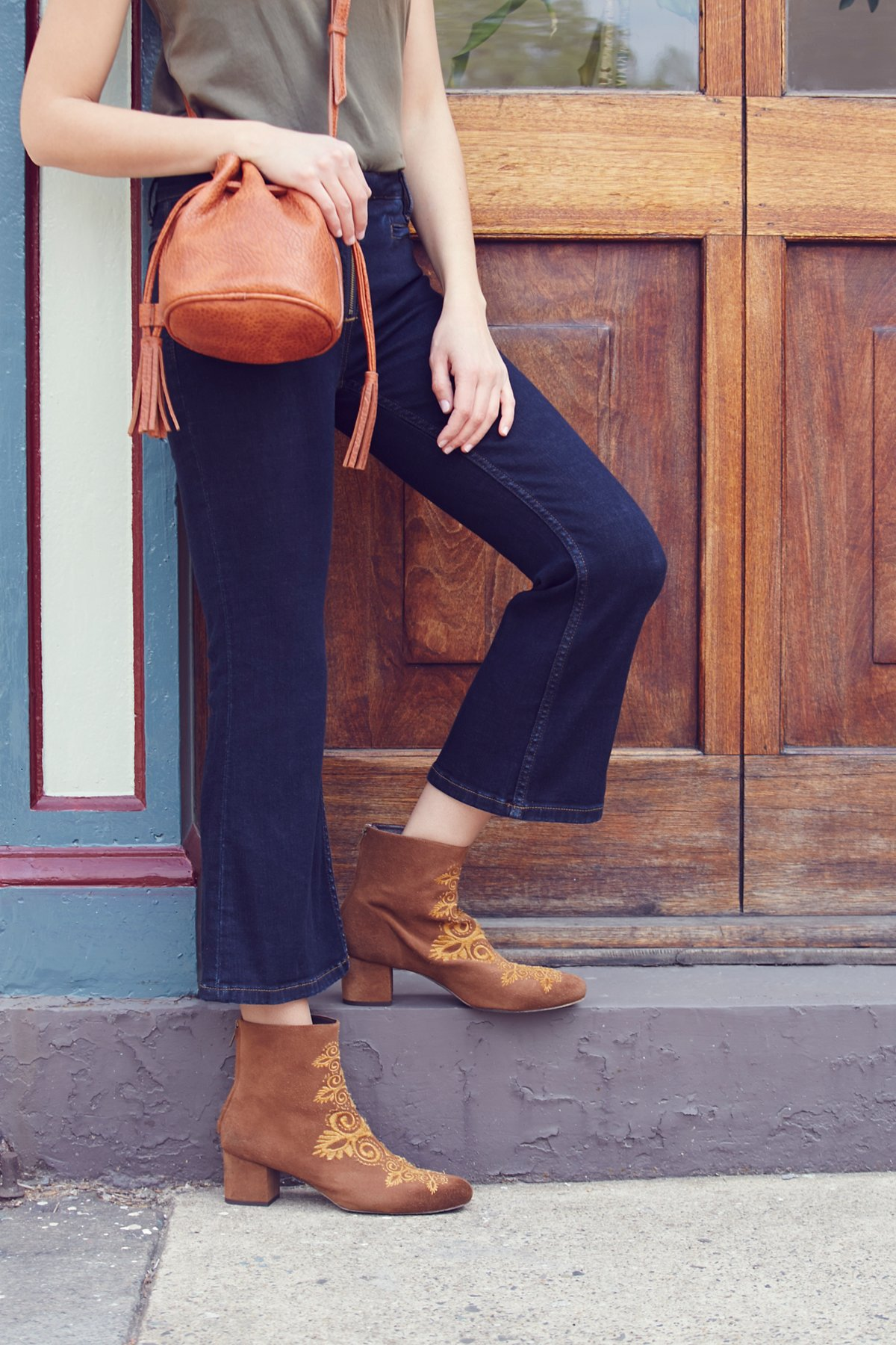 Estella高跟靴
