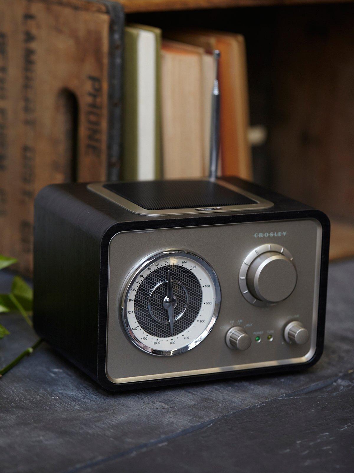 Crosley Solo无线电扬声器