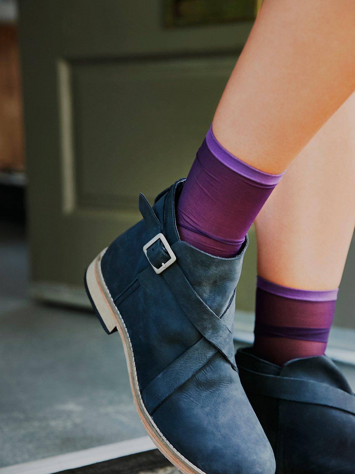 Lovelight短筒袜