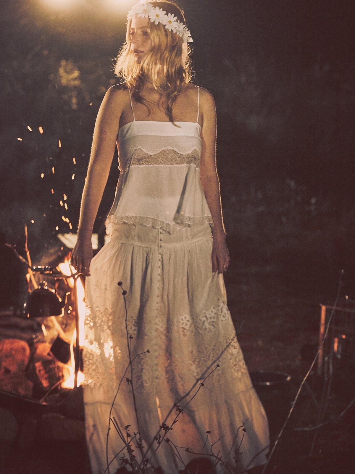 Bright Star长半身裙