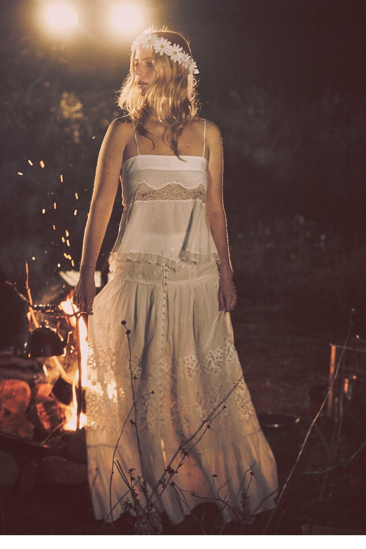 Bright Star Maxi Skirt