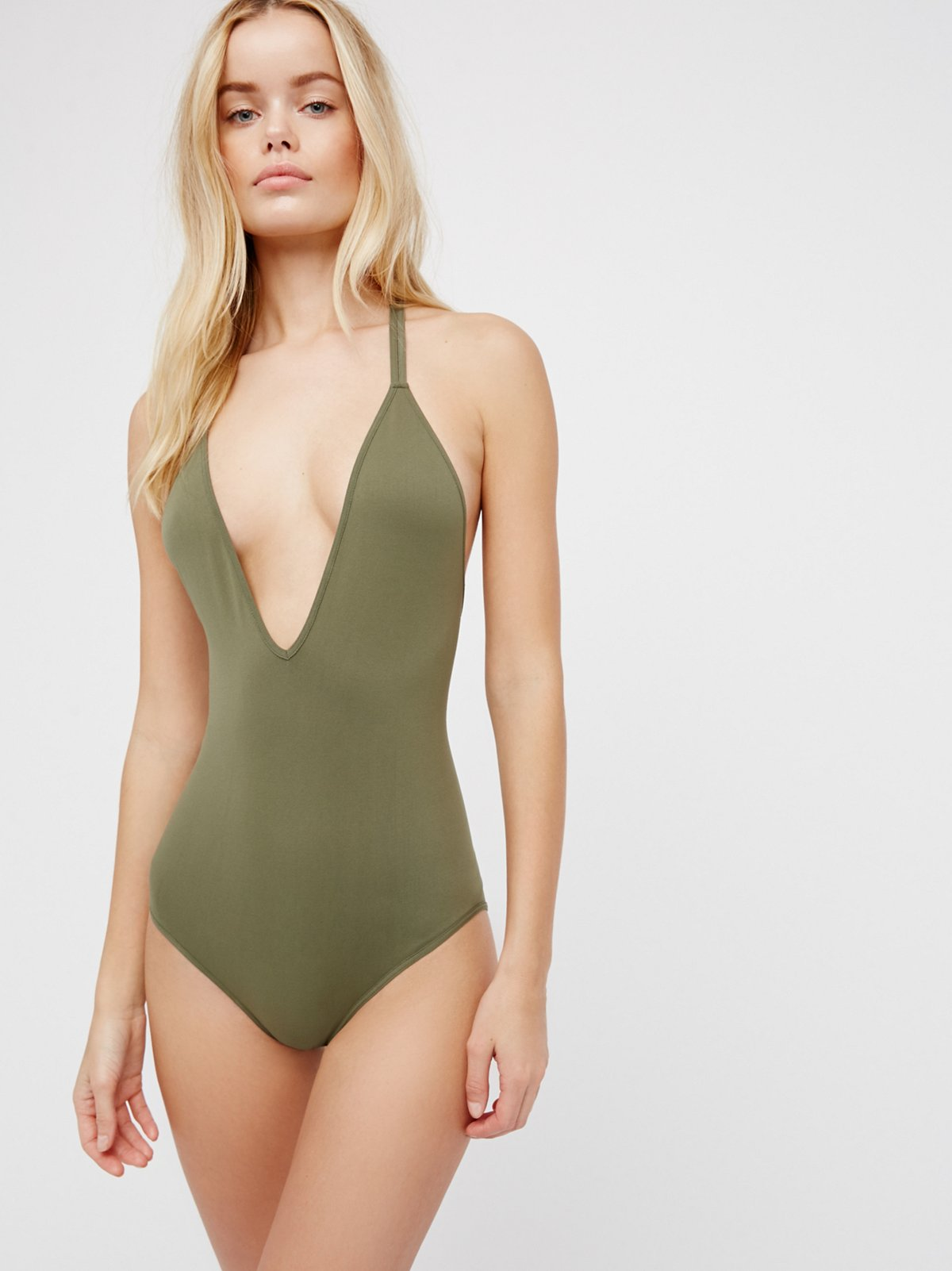 Strappiest Of Them All Bodysuit
